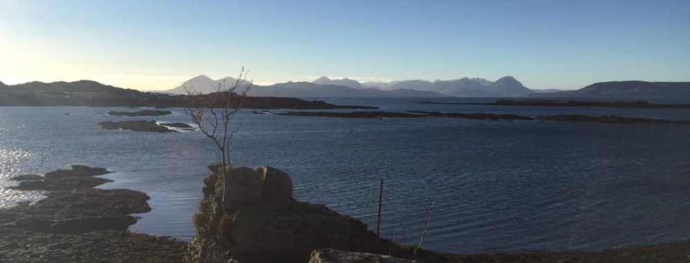 Pier Cottage, Applecross Self Catering Cottage, Highlands, Scotland